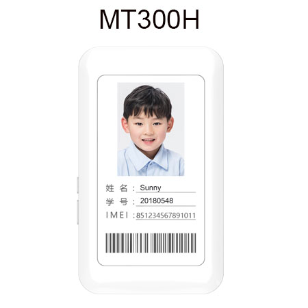 Student ID card MT300H with 125k solution, higer version