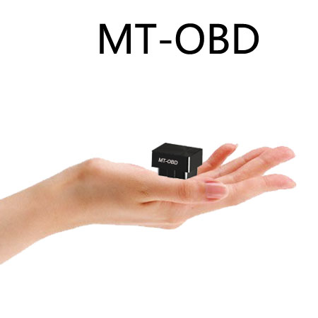 Smallest OBD tracker plug and play user friendly