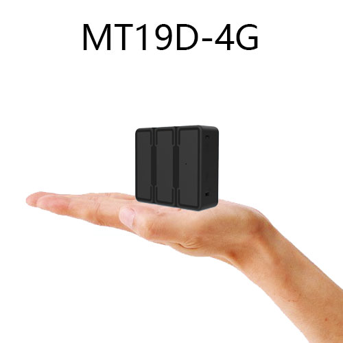 4G rechargeable long standby asset tracker MT19D-4G