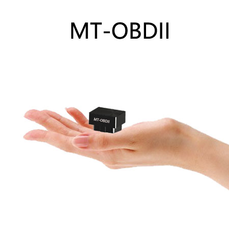 OBDII Diagnose GPS Tracker smallest body in the market mini but powerful